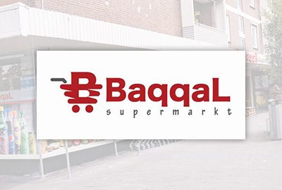 Baqqal Supermarkt